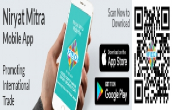 LAUNCH OF MOBILE APP TITLED 'NIRYAT MITRA'