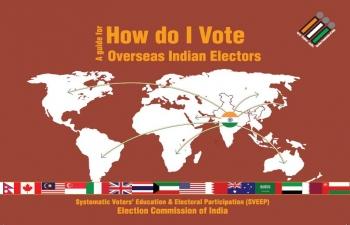 Information regarding overseas Voters
