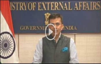 Statement by Ministry of External Affairs on National Register of Citizens in Assam