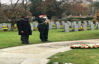 Commonwealth Day of Remembrance - 08 Nov 2020