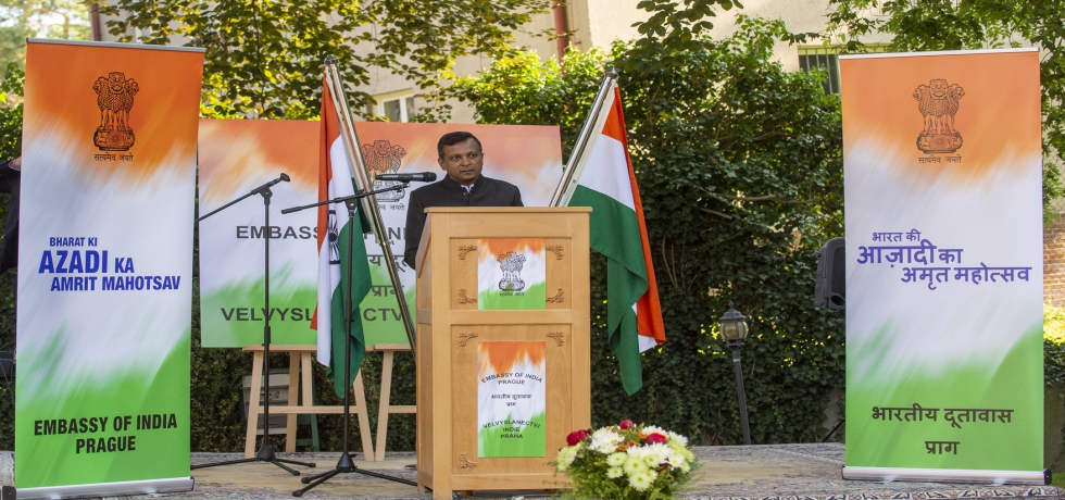 Independence Day celebration- 15 August 2021